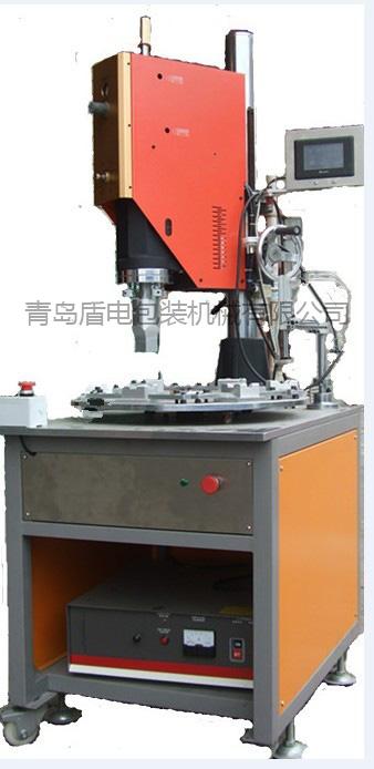 自动转盘超声波焊接机